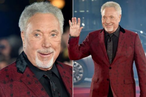Tom Jones takes up boxing aged 78 to get back to health after hospital scare