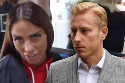 Kris Boyson's scorching come-back as Katie Price claims her exes all made money off her