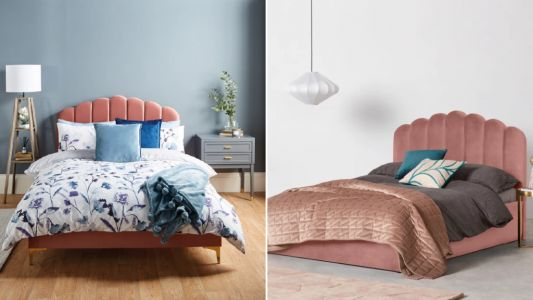 Aldi is selling a designer dupe bed for half the price