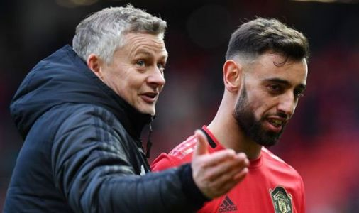 Man Utd boss Ole Gunnar Solskjaer reveals what he has noticed about Bruno Fernandes
