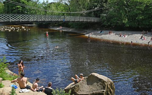 River Wharfe:First official UK bathing water spot set to be declared