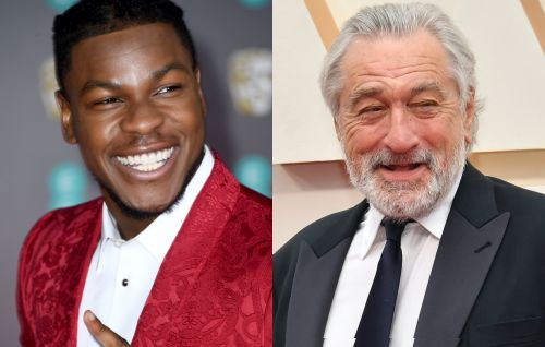 John Boyega and Robert De Niro to star in new Netflix Formula One movie