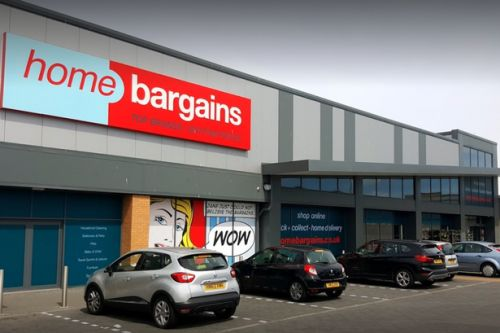 Pensioner bloodied and beaten after 'sick attack' in Edinburgh Home Bargains