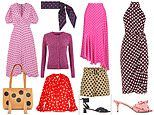 Spot the new trend!FEMAIL picks out the best buys for embracing fashion's favourite print