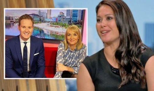 'She'd be ideal' Sam Quek favourite to replace Louise Minchin on BBC Breakfast