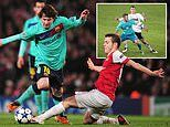 Jack Wilshere admits he didn't ever imagine playing in the Championship when he shot to stardom