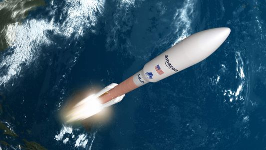 Amazon buys nine Atlas 5 launches for Kuiper broadband constellation