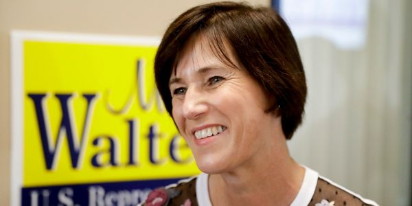 California Rep. Mimi Walters' campaign accuses Democrats of planning to 'steal' her seat as her lead shrinks in tough reelection bid