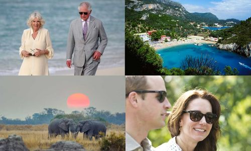 Which royal-favourite holiday destination should be top of your travel bucket list?