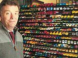 Briton sells Matchbox toy car collection for a staggering £300,000