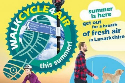Treasure trail app launched by North and South Lanarkshire councils