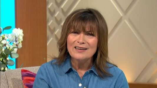Lorraine Kelly 'baffled' by Prince Harry's public attack on Charles: 'I don't understand why he would do that'