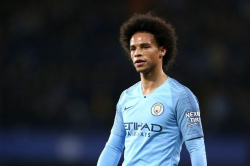 Bayern Munich complete £54.8m signing of Leroy Sane from Man City