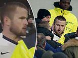 Tottenham star Dier escapes rap for confrontation with fan in the stands after police end probe