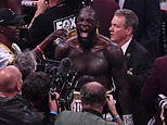 Anthony Joshua must go for unification bout with Deontay Wilder says Carl Froch