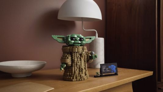 Baby Yoda is the latest Lego set - and we need it now