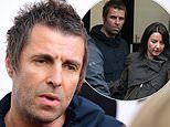Liam Gallagher apologised to 'my kids and my mam' after he grabbed Debbie Gwyther's throat