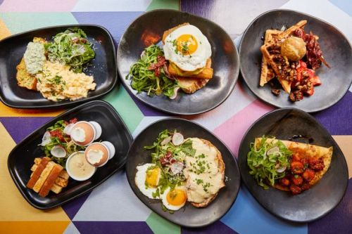 A halloumi themed brunch with bottomless drink is coming to London and here's how to book
