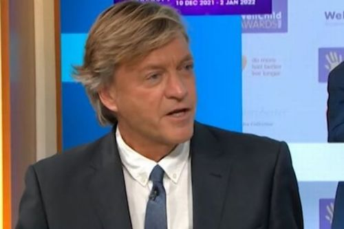 GMB's Richard Madeley recalls terrifying moment he saw a ghost in his house
