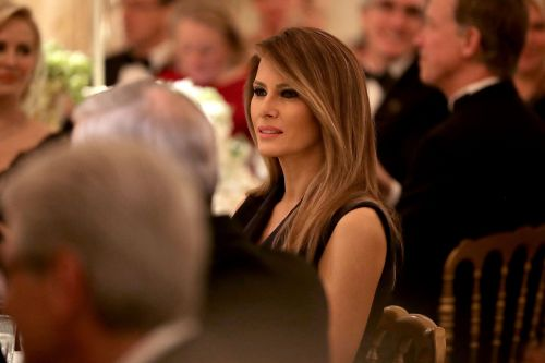 Melania Trump is reportedly seeking a book deal for a White House memoir