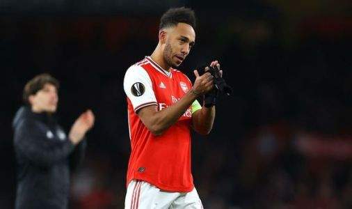Arsenal star Pierre-Emerick Aubameyang urged to snub new contract and join Liverpool