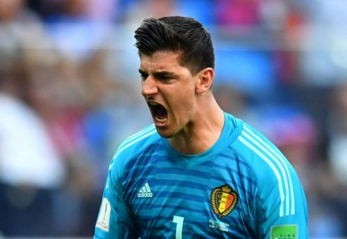 World Cup 2018: Belgium and Chelsea goalkeeper Thibaut Courtois wins golden glove for best keeper