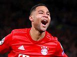 PLAYER RATINGS: Gnabry came alive after Azpilicueta's slip butAlonso misery was capped by red card
