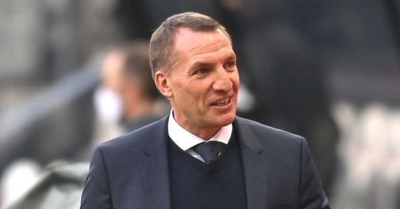 Rodgers admits Leicester already planning for life without Jamie Vardy