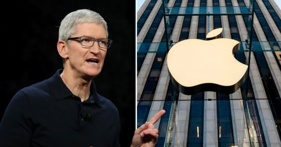 Apple is no longer the most valuable company in the world