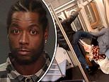 Chef arrested for kicking elderly woman on New York subway claims she threatened him