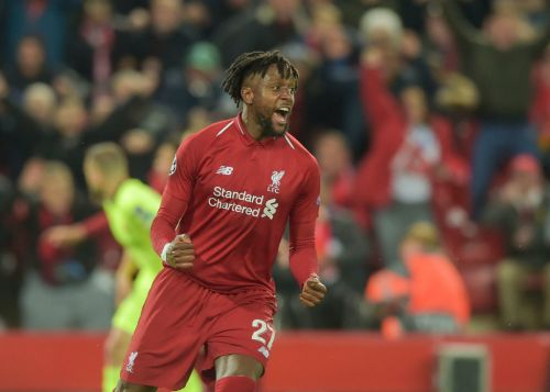 Divock Origi claims his instinct told him to stay at Liverpool