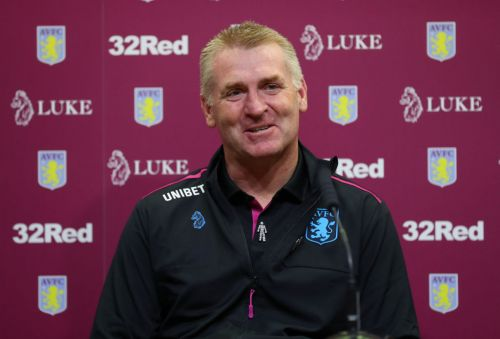 Aston Villa's Dean Smith: Big clubs will 'get a short, swift reply' if they come calling for McGinn