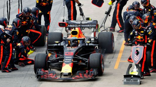 F1: Red Bull announce two-year engine deal with Honda