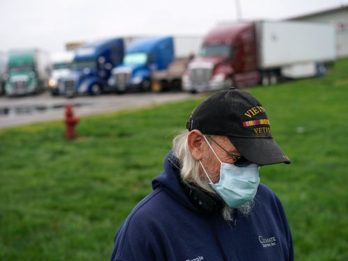 Trucking has been in a recession since late 2018 - and the coronavirus is just the latest slam on some of America's most vulnerable workers