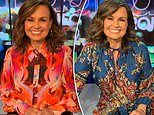 Lisa Wilkinson shows off her $1700 wardrobe for The Project