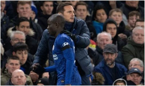 Chelsea ready to sell Real Madrid and PSG target N'Golo Kante on one condition