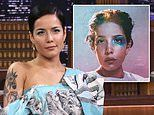 Halsey apologizes after she unknowingly called for 'collapse' of One World Trade