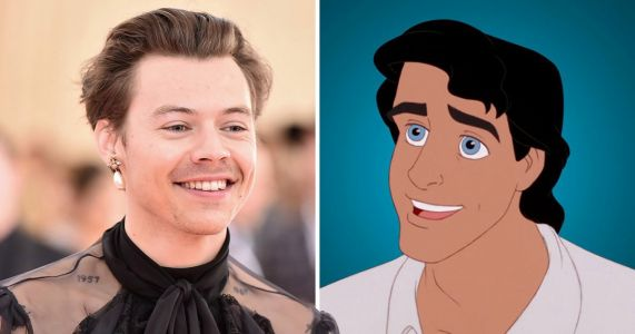 Harry Styles 'in talks' to play Prince Eric in The Little Mermaid Disney remake and it's all our dreams come true