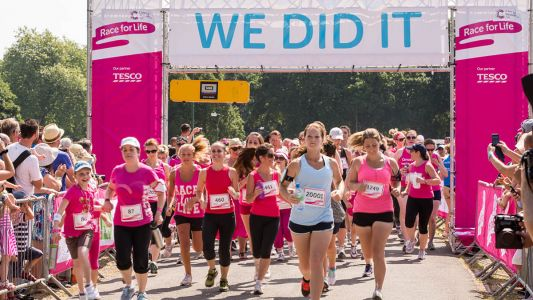 How cancer charities get their lifesaving message across