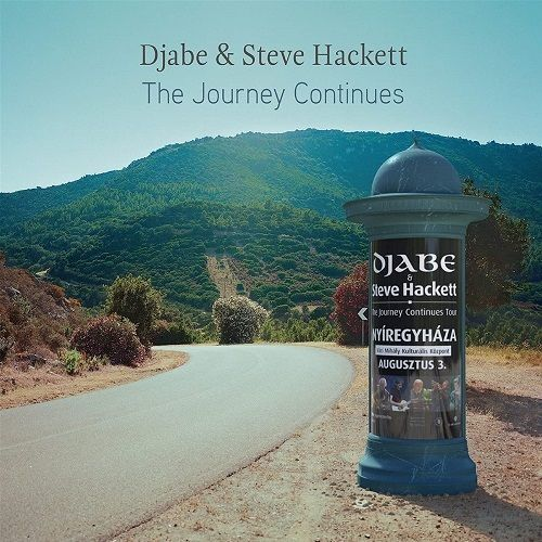 Djabe and Steve Hackett - The Journey Continues