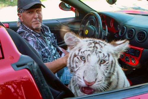 Tiger King's Jeff Lowe reveals spin-off to Netflix series is in 'pre-production'