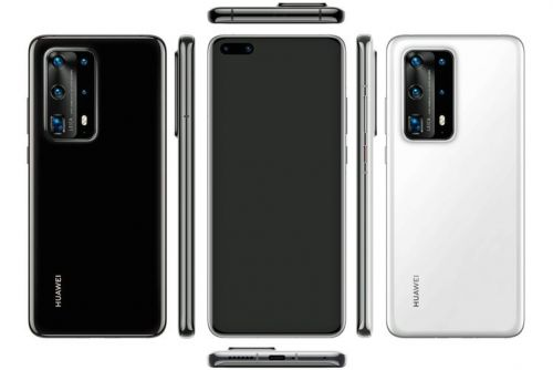 Latest Huawei P40 Pro leak reveals release date - and shows five rear cameras!