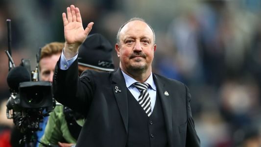 Today's back pages: Toon barmy! Rafa Benitez's Newcastle reign ends