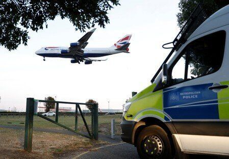 Heathrow Drone Protest Fails To Get Off The Ground Following Public Nuisance Arrests