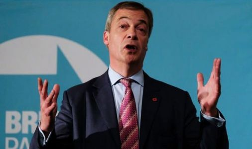 Can you vote for Brexit Party? See where 294 candidates will be standing - list in full