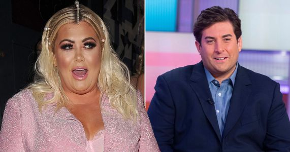 Gemma Collins hasn't stopped eating since calling 999 on James Argent over 'overdose' fears