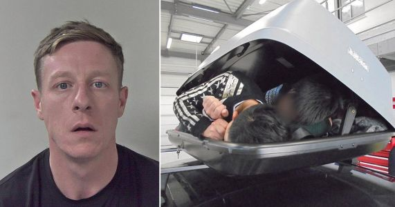 People smuggler jailed after hiding Vietnamese migrants in 'airtight' roof box