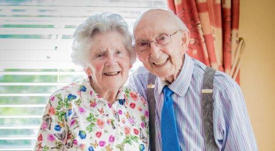 Couple who met at The Open in Portrush in 1951 still having a ball 68 years on