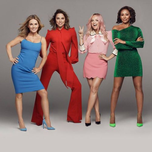 The Spice Girls to mark 25th anniversary with 'Wannabe' video remake