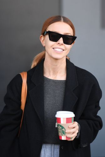 Stacey Dooley Denies Reports She's Had Talks With 'The One Show' Bosses To Cover Alex Jones' Maternity Leave